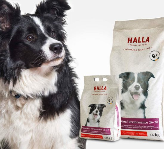 Halla Pet Food Prestation