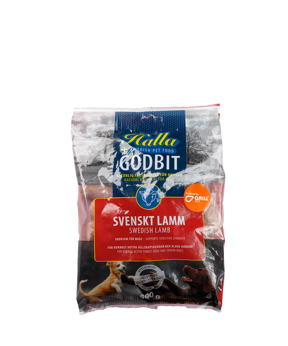 Halla Pet Food – Godbit