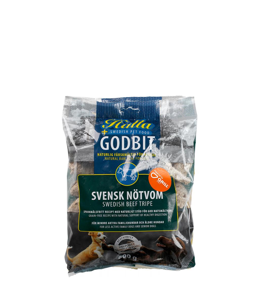 Halla Pet Food – Godbit