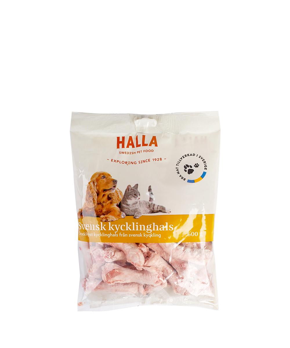 Svensk kycklinghals